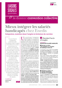 Le Dossier Convention Collective, 154/2021, 26-08-2021
