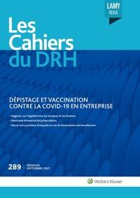 Les Cahiers du DRH, 289, 01-09-2021