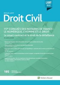 Revue Lamy Droit civil, 195, 01-09-2021