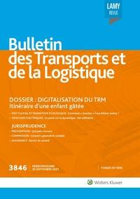 Bulletin des Transports et de la Logistique, 3846, 20-09-2021