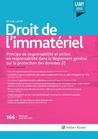 Revue Lamy Droit de l'Immatériel, 166, 01-01-2020