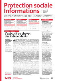 Protection Sociale Informations, 1279, 22-09-2021