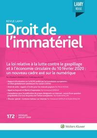 Revue Lamy Droit de l'Immatériel, 172, 01-07-2020