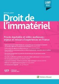 Revue Lamy Droit de l'Immatériel, 177, 01-01-2021