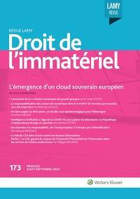 Revue Lamy Droit de l'Immatériel, 173, 01-08-2020