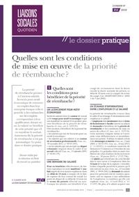 Le Dossier Pratique, 211/2019, 20-11-2019
