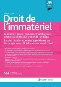 Revue Lamy Droit de l'Immatériel, 164, 01-11-2019
