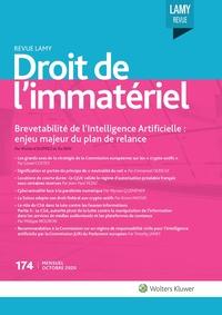 Revue Lamy Droit de l'Immatériel, 174, 01-10-2020