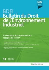 Bulletin du Droit de l'Environnement Industriel, 94, 01-07-2021