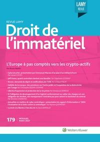 Revue Lamy Droit de l'Immatériel, 179, 01-03-2021